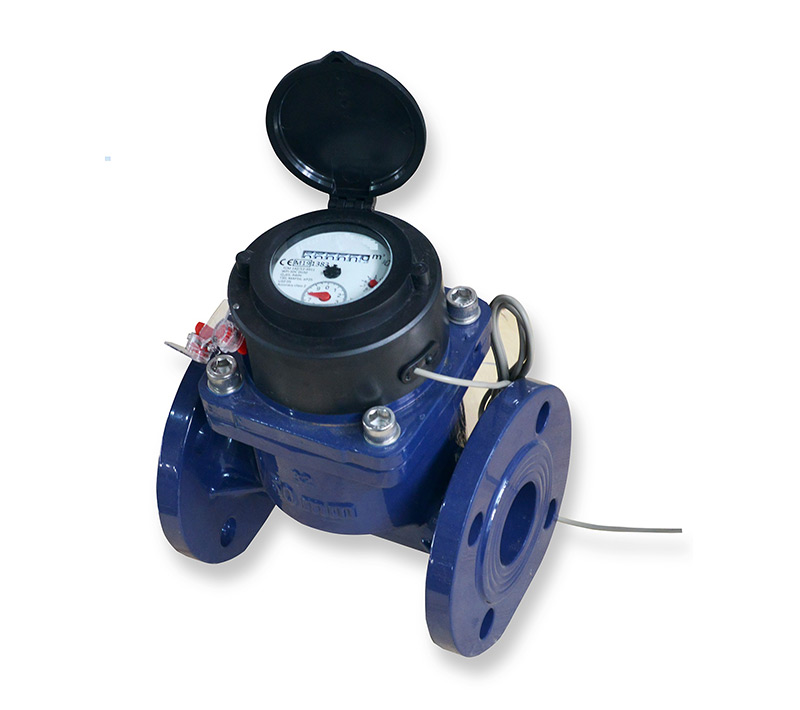 High class Woltman Turbine Water Meter WP-SDC-PLUS R160 With pulse output
