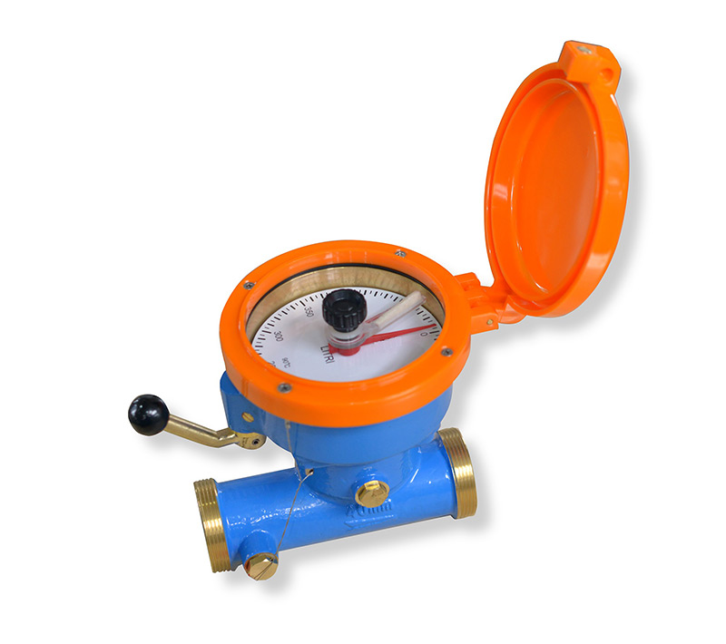 Manual Batch Control Water Meter- model MBC-WM
