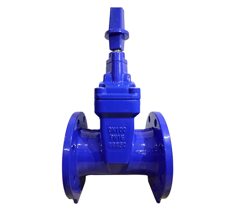Non-rising Stem Resilient Seated Gate Valve (Gland type)